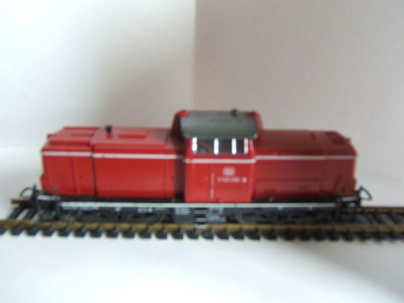 Voici les locomotives à Vianney DSCF1129