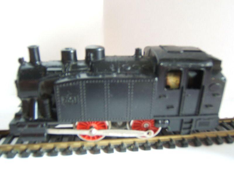 Voici les locomotives à Vianney DSCF1132