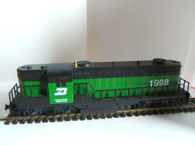 Voici les locomotives à Vianney DSCF1137